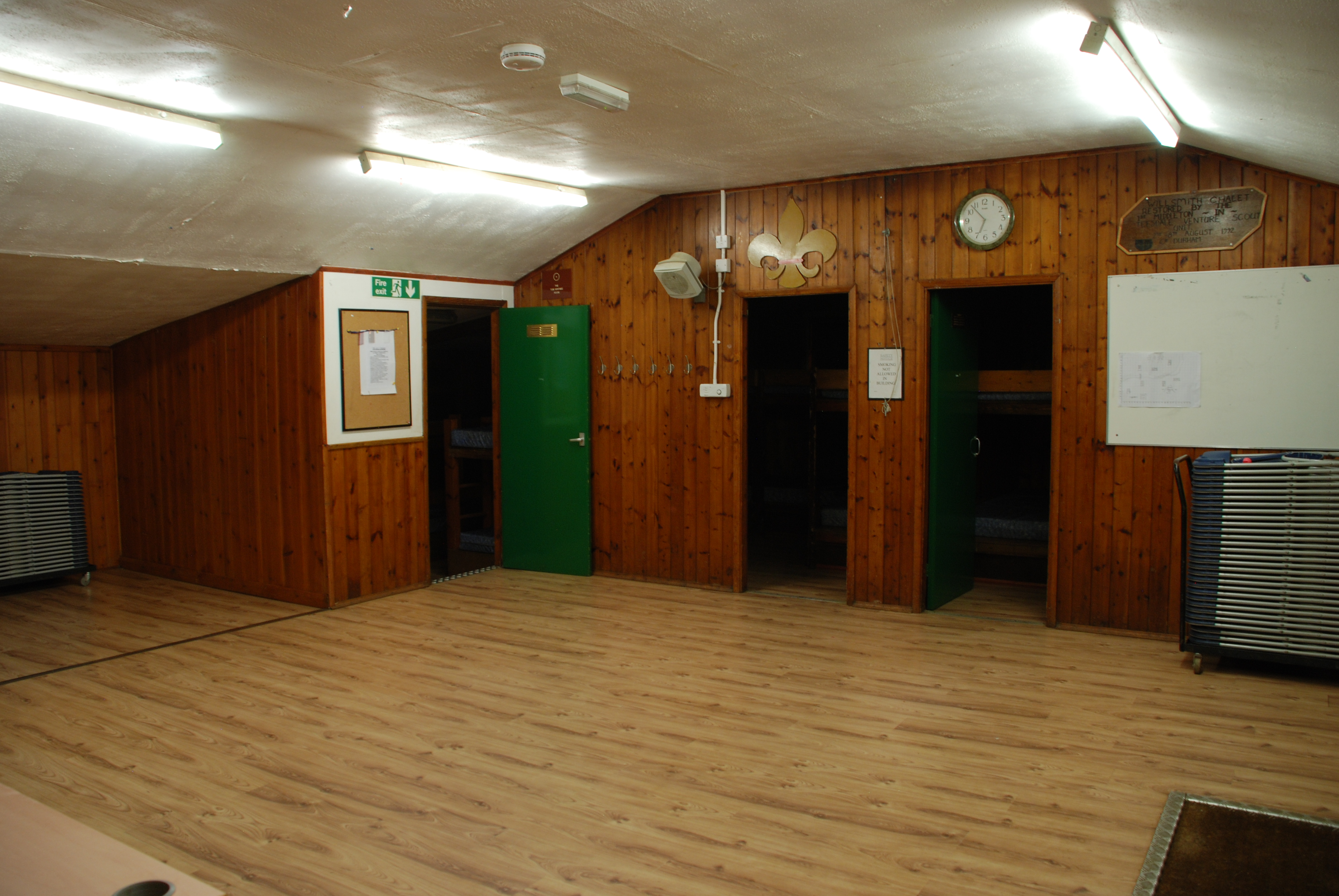 Will Smith hall